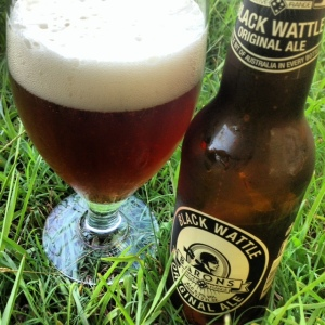 Barons Black Wattle Original Ale