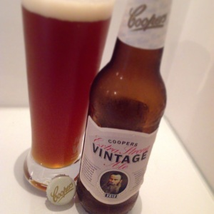 Coopers Extra Strong Vintage Ale 2012