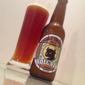 Holgate Double Trouble Abbey Ale