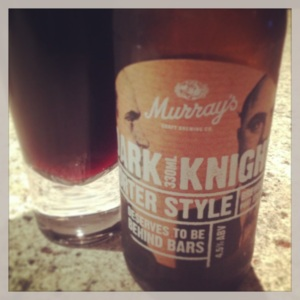 Murray's Dark Knight Porter