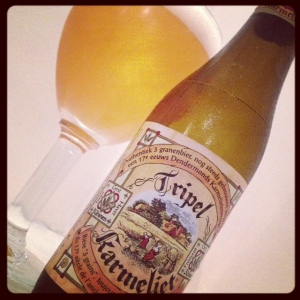 From Belgium - Tripel Karmeliet