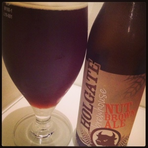 Holgate Nut Brown Ale