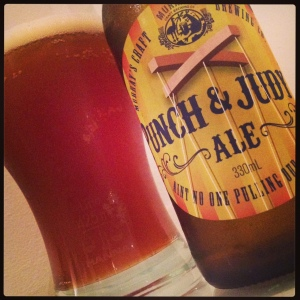 Murray's Punch & Judy Ale