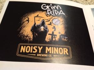 noisy minor grim ripa