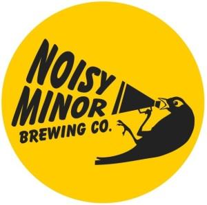 noisy minor logo
