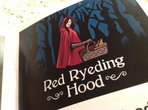 noisy minor red ryeding hood