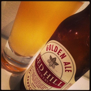 Red Hill Golden Ale