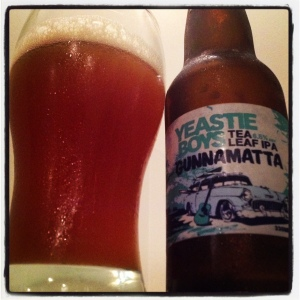 Yeastie Boys Gunnamatta Tea Leaf IPA