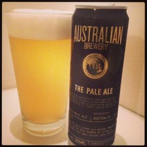 Australian Brewery - Pale Ale