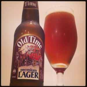 Old Time Brewing Premium Lager