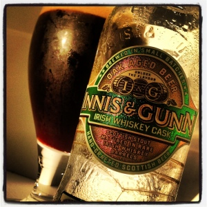 Innis & Gunn Irish Whiskey Cask Stout
