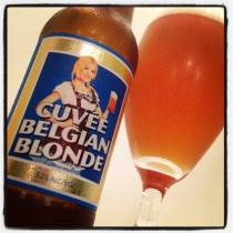 MT Brewery Cuvee Belgian Blonde