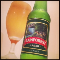 MT Brewery Rainforest Lager