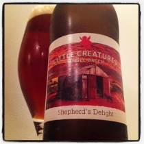 Little Creatures Shepherd's Delight