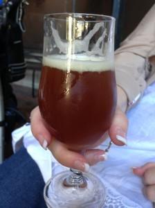 'Ruby' Amber Ale