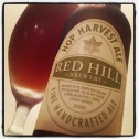 Red Hill Hop Harvest Ale 2013