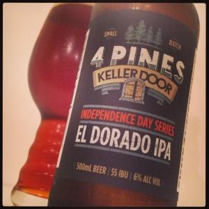 4 Pines El Dorado IPA