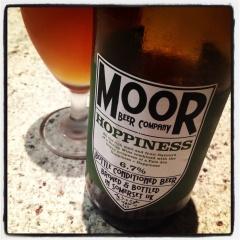 Moor Beer Hoppiness