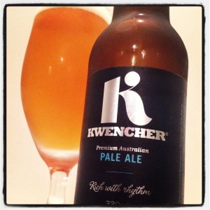 Kwencher Pale Ale (4.7%)