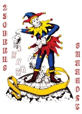 250 Beers joker card