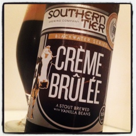 Southern Tier Brewing Creme Brulee