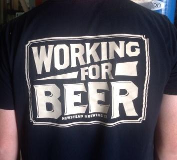 Newstead Brewing Co Tshirt