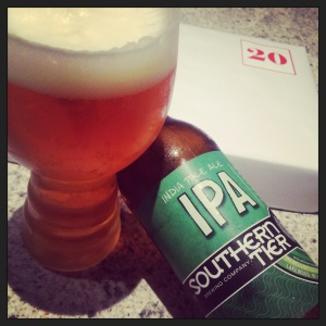 Box 20 - IPA (7.3%) by Southern Tier Brewing Co (US)