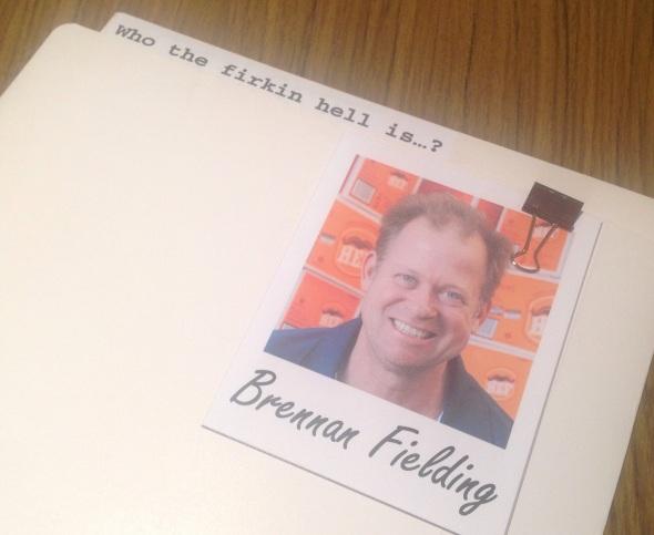 Brennan Fielding