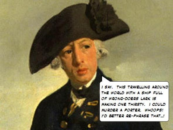 Captain Arthur Phillips