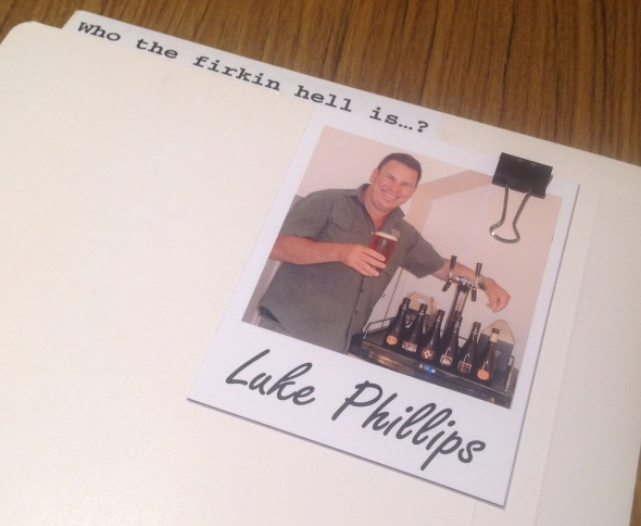 Luke Phillips Moo Brew