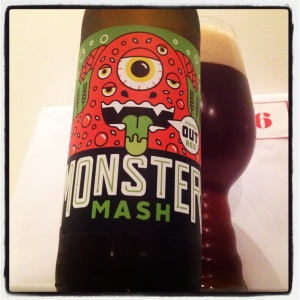 6th December - Monster Mash Hopped Out Red 6.4% from South East Brewing Co. (VIC)