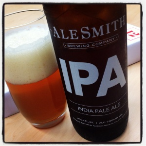 Box 12 - AleSmith's (US) IPA (7.25%)