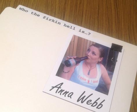 Anna Webb