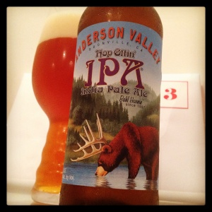 Day three - Hop Ottin' IPA 7.0% by Anderson Valley Brewing (USA)