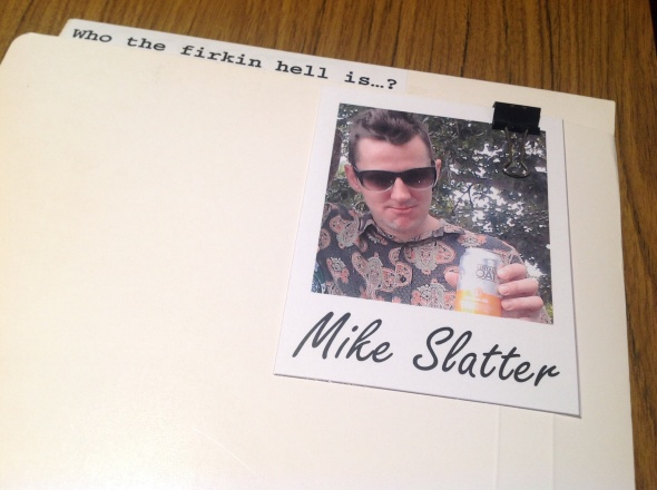 Mike Slatter Hoo Ha Bar
