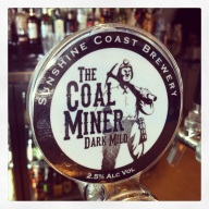 Sunshine Coast The Coal Miner