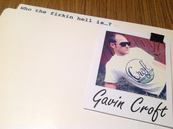 Gavin Croft Croft Brewing