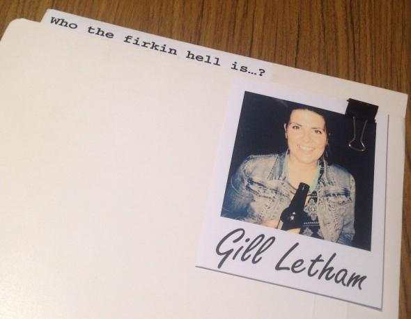 Gill Letham