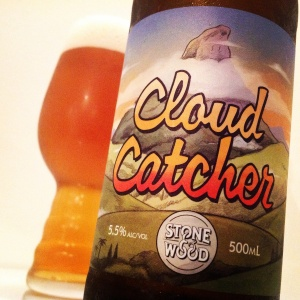 Stone & Wood Cloud Catcher