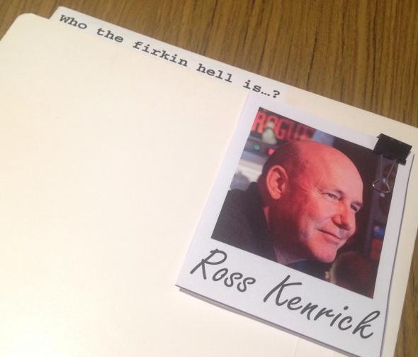 Ross Kenrick Bacchus