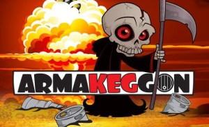 Armakeggon 2014 Archive Bar