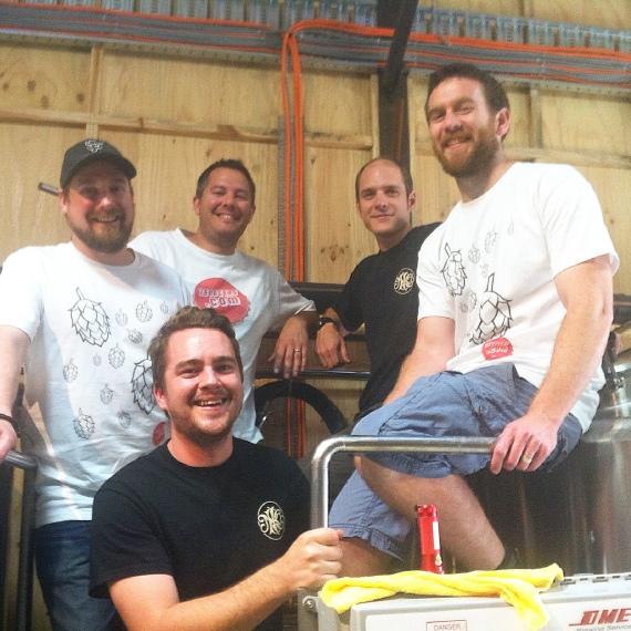 The MO brew crew