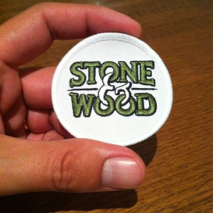 Stone & Wood patch