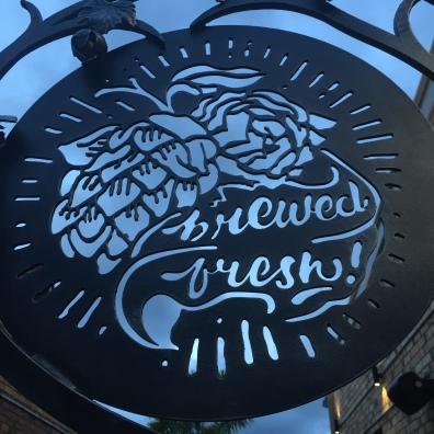 Brisbane Brewing Co Gate