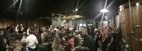 Brisbane Brewing Co panorama