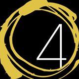 4 hearts logo