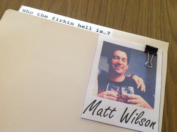 matt wilson blackwater trading co