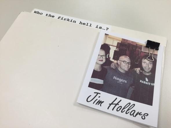 Jim Hollars