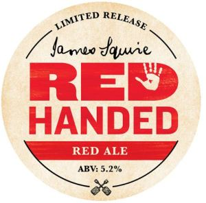 Red Ale Decal