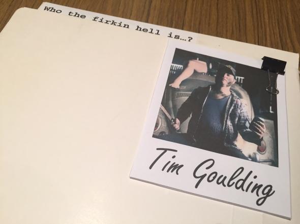 Tim Goulding